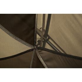 CAMPZ Occitanie Tienda de Campaña 3P, beige/marrón